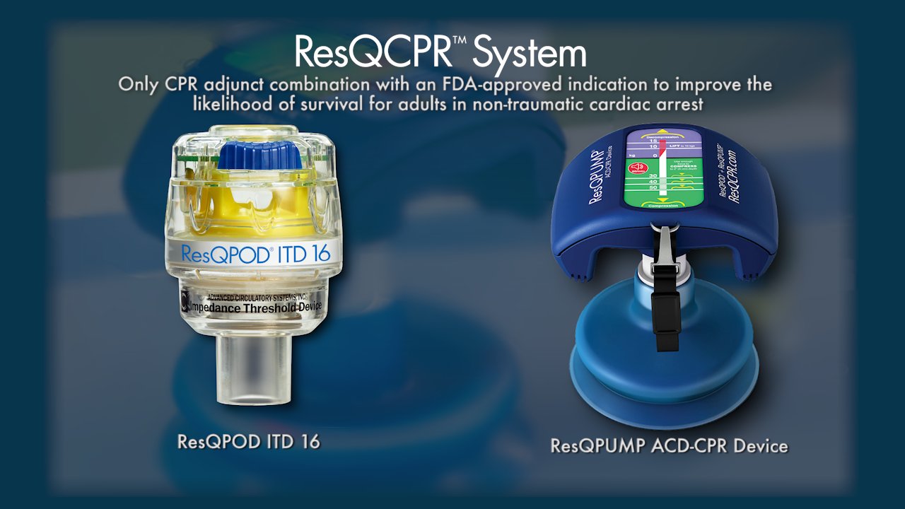 The ResQCPR System